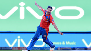 Andrew Tye 5-17 - Hat-trick - GL vs RPS 13th Match IPL 2017 Highlights