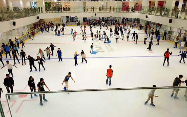 Shopping Mall Baru, KL East Mall Akan Dibuka Pada 25 November Ini. Siap ada Ice Kating!
