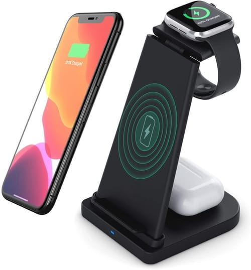 ETROBOT 15W Qi Fast Wireless Charging Stand
