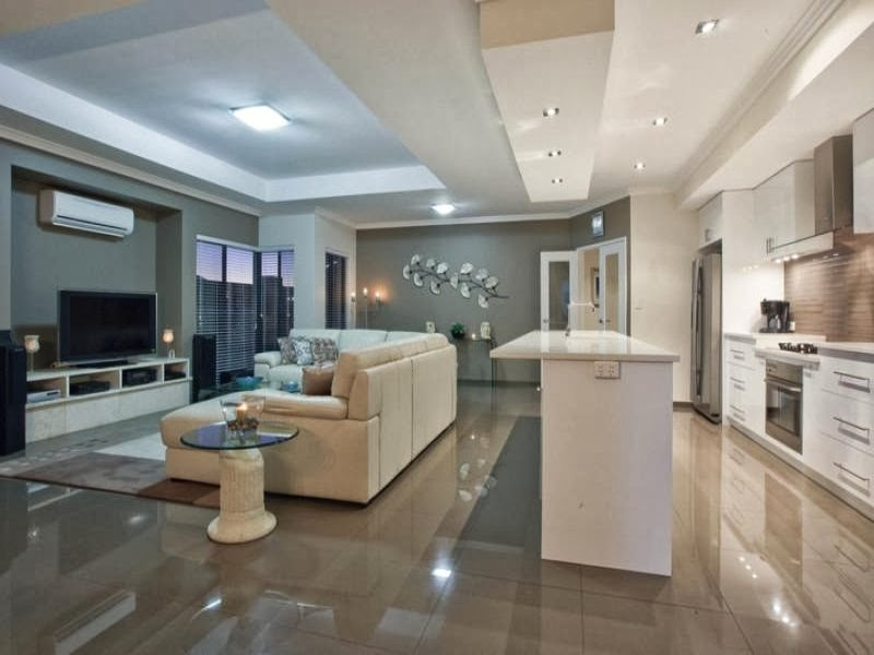 Hogares frescos 10 dise os de cocinas fabulosas muebles for Barras modernas para living