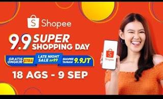 Nama Bintang Pemeran Iklan Shopee 9.9 Super Shopping Day Terbaru (2020)