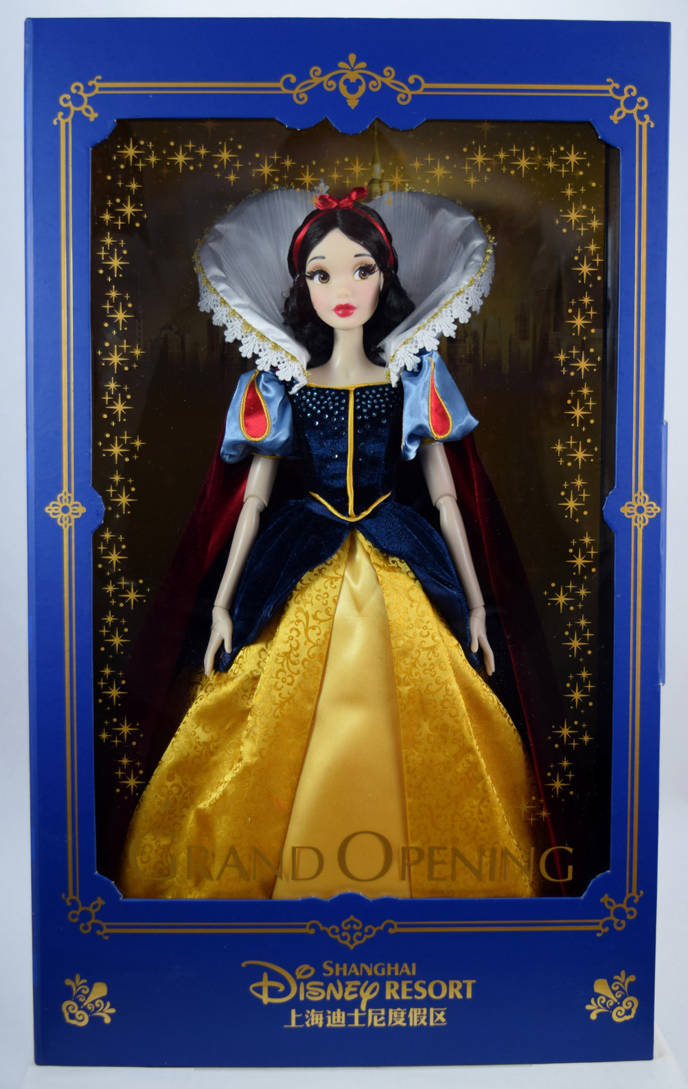 Filmic Light Snow White Archive 2016 Shanghai Disney