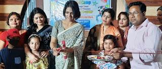डांस से तन मन होता है खुश:डॉ अंकिता राज  | #NayaSaberaNetwork