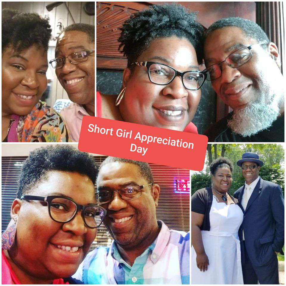 National Short Girl Appreciation Day Wishes Images download