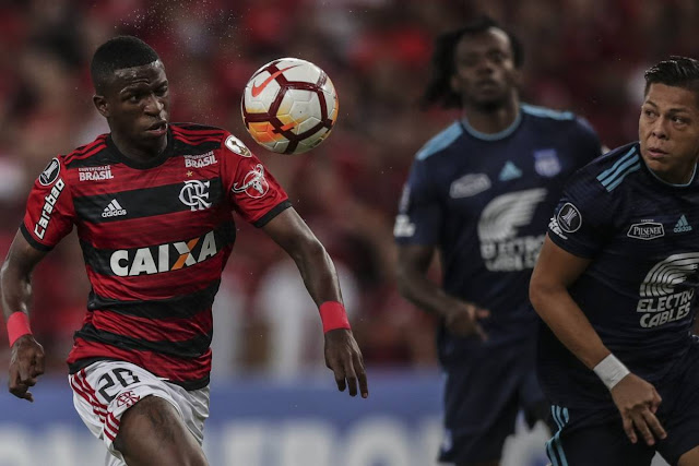 Emelec Flamengo
