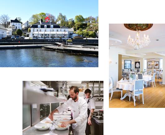 Restaurant und Hotel Bekkjarvik Gjestgiveri