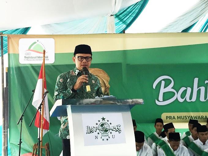 Wali Kota Bogor Ungkap Kekaguman Terhadap 3 Tradisi NU
