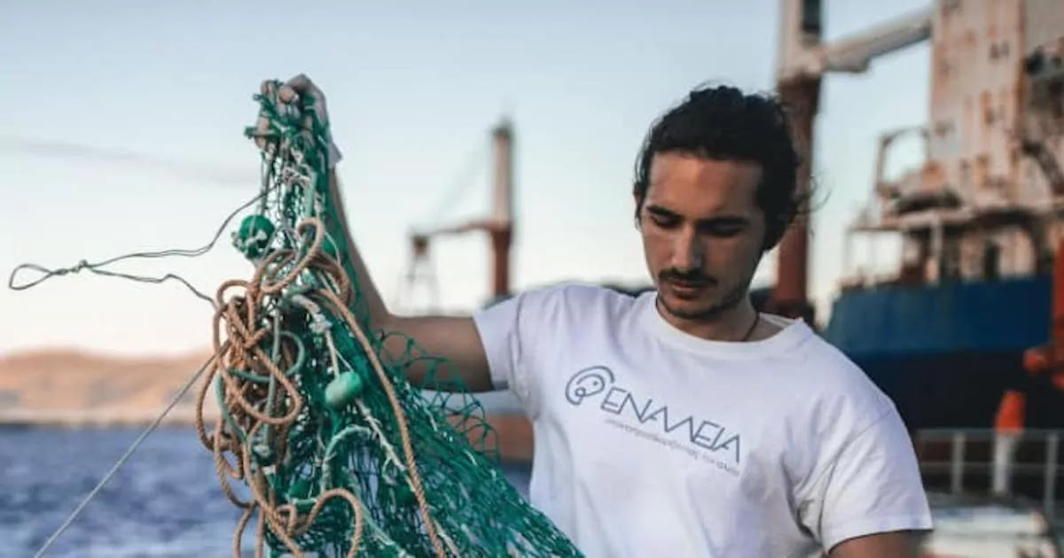 Young Man Wins United Nations 'Champion Of The Earth' Prize For His Work Protecting The Mediterranean