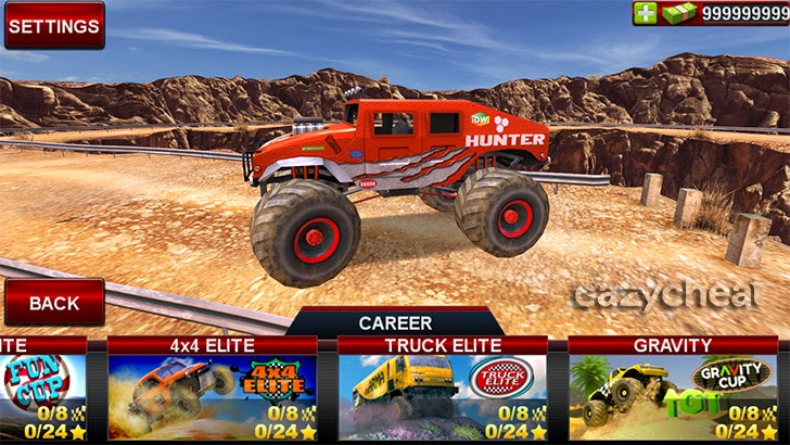 Offroad Legends Cheats