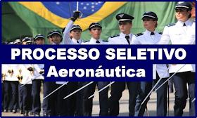 Aeronáutica divulga edital de Processo Seletivo com salários de R$ 6.445,17. Saiba mais