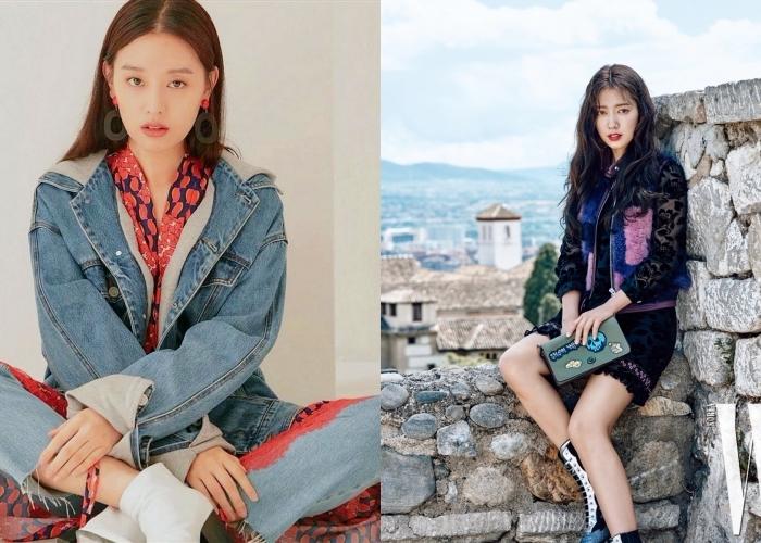 Kim Ji Won Officially Joins The Same Agency with Park Shin Hye