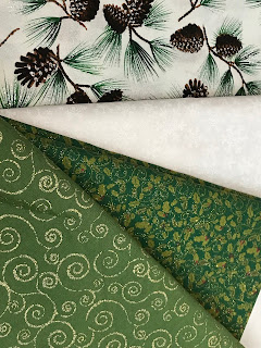 Possible Tree Skirt Fabric