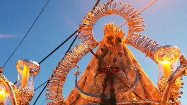 Suspendida la procesión de la Virgen de la Cabeza de Jerez