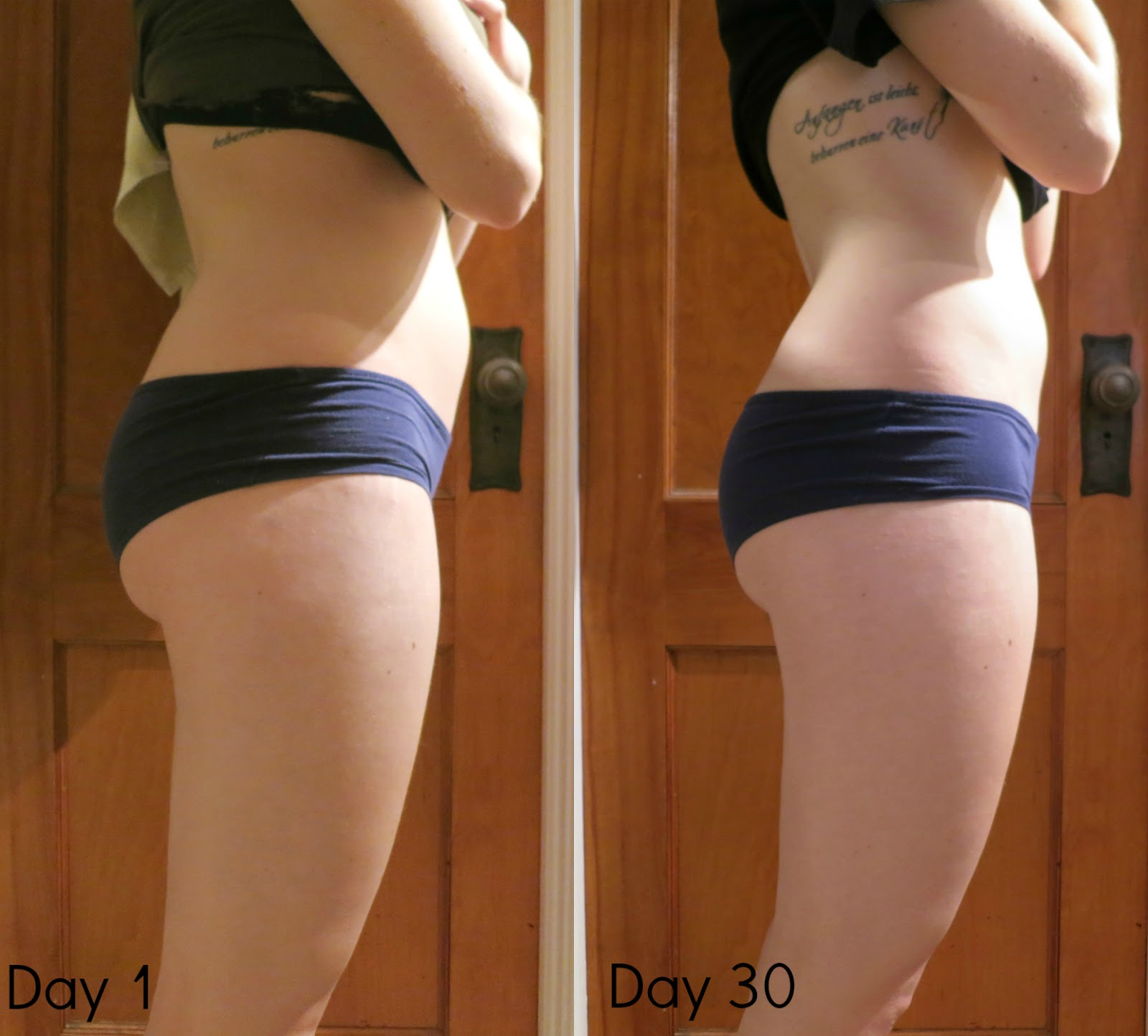 Daily Emilie: 30 Day Squat Challenge Results
