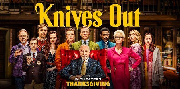 Kẻ Đâm Lén - Knives Out (2019) Big