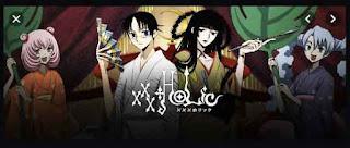 anime xxxholic season 1 character