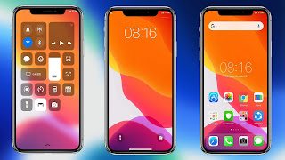 Cara Ubah Tampilan Xiaomi Seperti Iphone 11 Pro