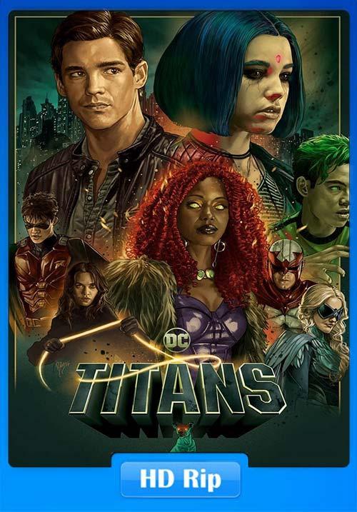 Titans 2018 S02E03 Ghosts 720p DCU WEBRip x264
