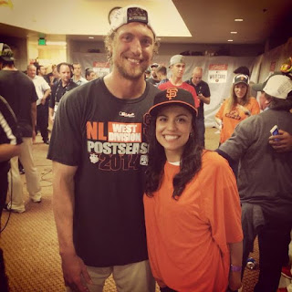 Hunter Pence Gets Married To His Girlfriend Alexis Photo