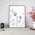 Flowers Doodle Art