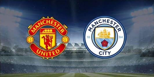 مباراة مانشستر سيتي ومانشستر يونايتد بتاريخ 07-12-2019 الدوري الانجليزي