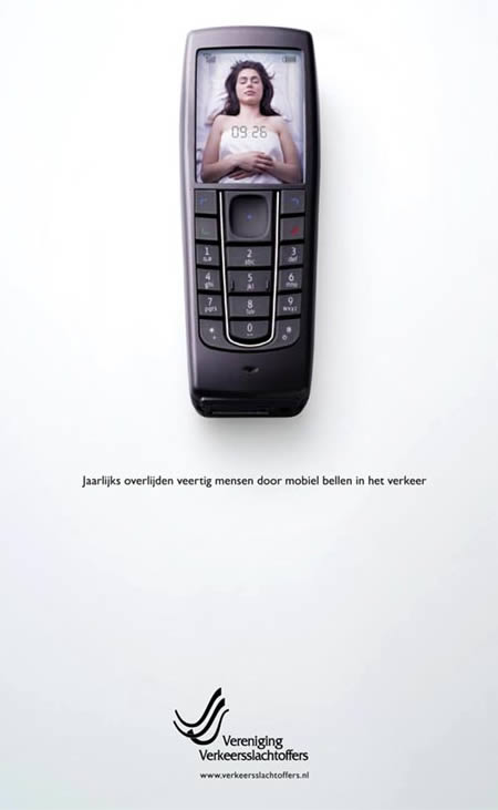 Texting While Driving >> Sammi's Blog ☻: 12 Most Shocking Safe-Driving Awareness Ads!!