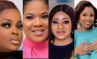 Meet The Yoruba Actresses Whose Husbands Are Also Actors