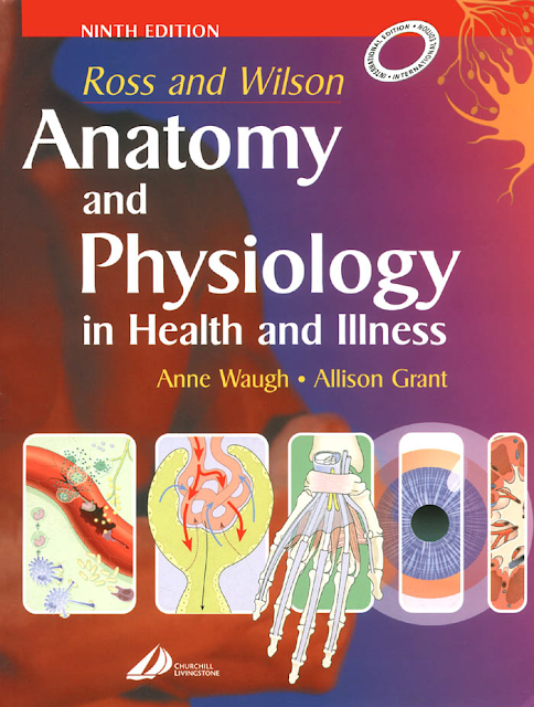 Ross Willson Anatomy and Physiology 9th Edition