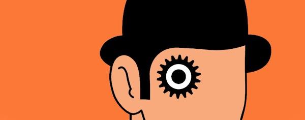 La naranja Mecánica por Anthony Burgess