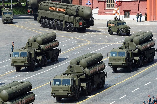 Rusia Bantah Isu Penjual Rudal S-400 ke India