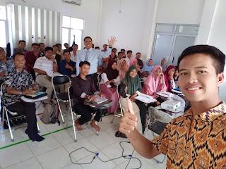 Hari - hari pertama kuliah di Universitas Aisyah Pringsewu (FTTI)
