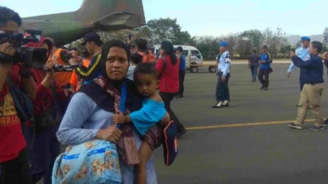 Cerita Warga Blitar: Anak Selamat Berkat Bantuan Orang Papua di Wamena