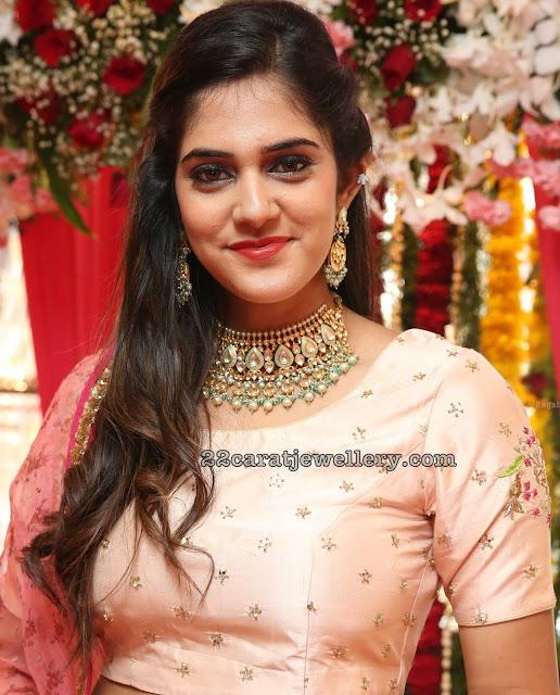 kritiya Sudha in Tanishq Jewellers