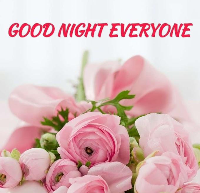Good Night Everyone | Good Night Everyone Images Free Download