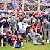 Un pehuajense fue parte del plantel de San Lorenzo de futsal que exhibió el trofeo de la Copa Libertadores en el Bidegain