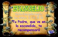 Resultado de imagen para En aquel tiempo, dijo Jesús a sus discípulos: «Cuidad de no practicar
