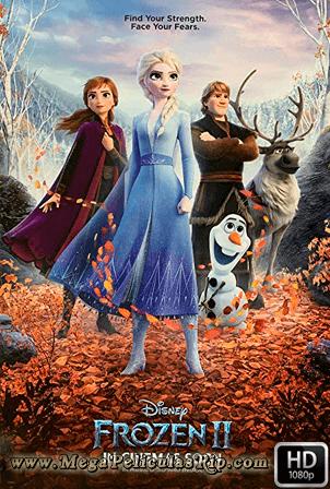Frozen 2 [1080p] [Latino-Ingles] [MEGA]