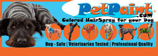 Paint your Dog or Cat with Pet Paint