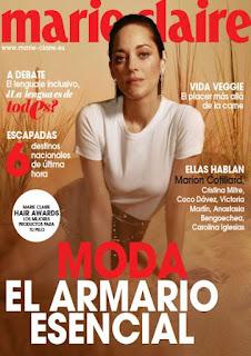 #MarieClaire #revistas #revistasagosto