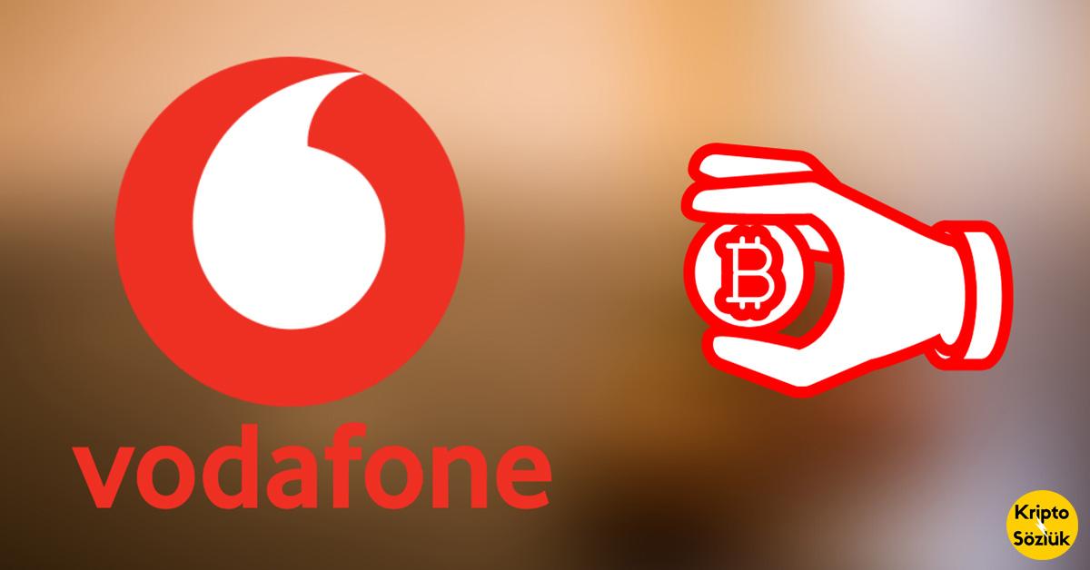 Vodafone blockchain