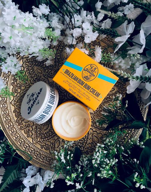 Brazilian bum bum cream de Sol de Janeiro