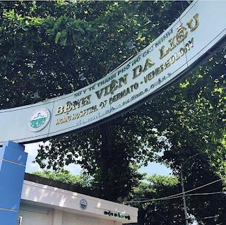ホーチミン市皮膚科病院(Bệnh Viện Da Liễu TP.HCM)