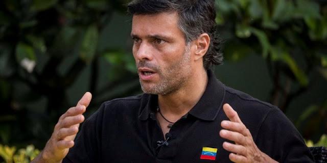 """Leopoldo López: """"Hemos logrado avanzar en el tablero internacional"""""""