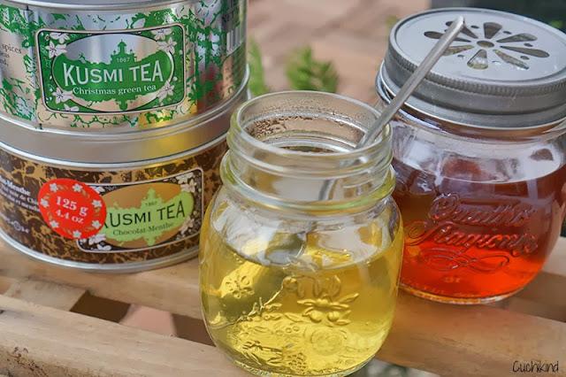 Schoko-Minz-Tee
