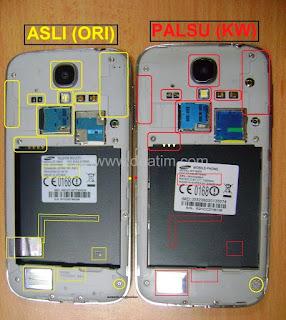 Cara Membedakan Samsung Smartphone Asli dan Palsu