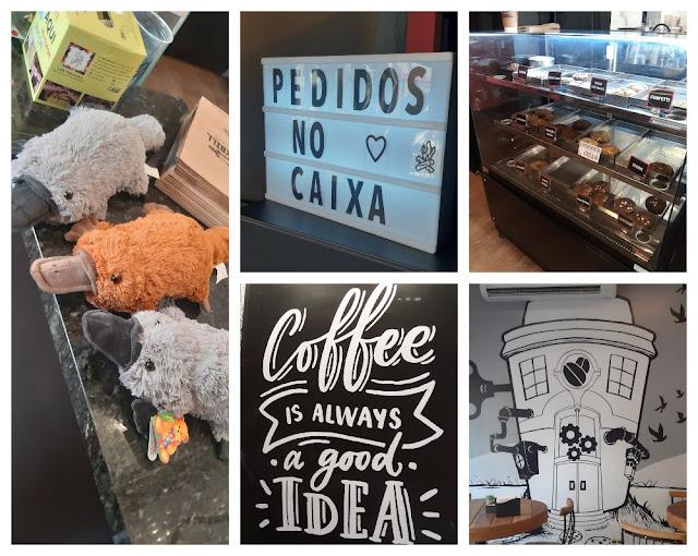 10 cafeterias e/ou docerias em Campinas - DuckBill Cookies & Coffee