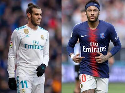 Tetesi za Soka Ulaya Leo Ijumaa: Neymar, Bale, James, Felix, Pogba, Maguire, Rodri