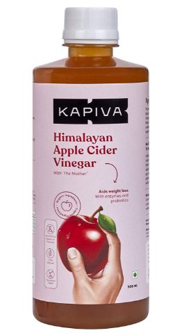 Kapiva Himalayan Apple Cider Vinegar with Mother Vinegar 500ml