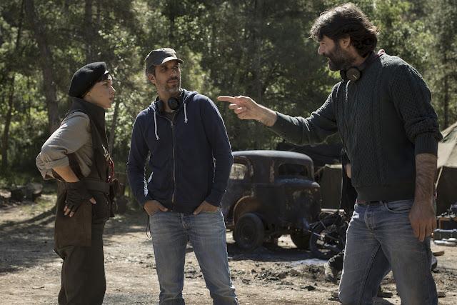 Malnazidos, Javier Ruíz Caldera, Alberto de Toro, Aura Garrido