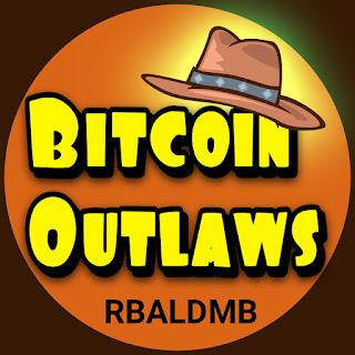Bitcoin Outlaws Logo